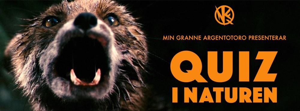 Nya Filmquizet |  Quiz i naturen