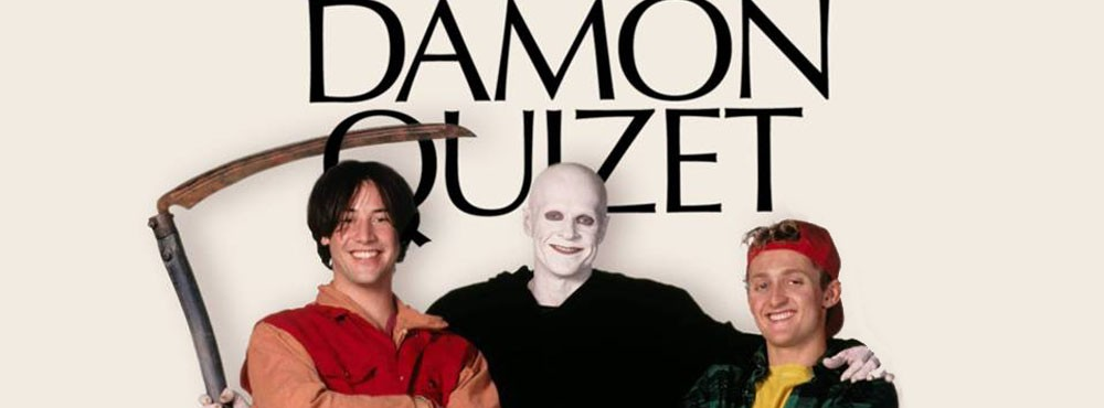 Stockholms Filmquiz presenterar Dämonquizet!
