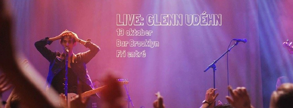 Klubb Socker | Live: Glenn Udéhn
