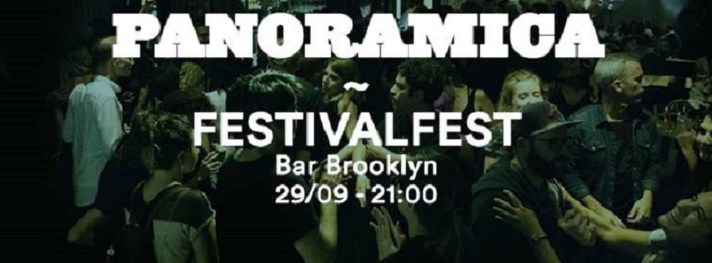 Panoramica ~ festivalfest 2018