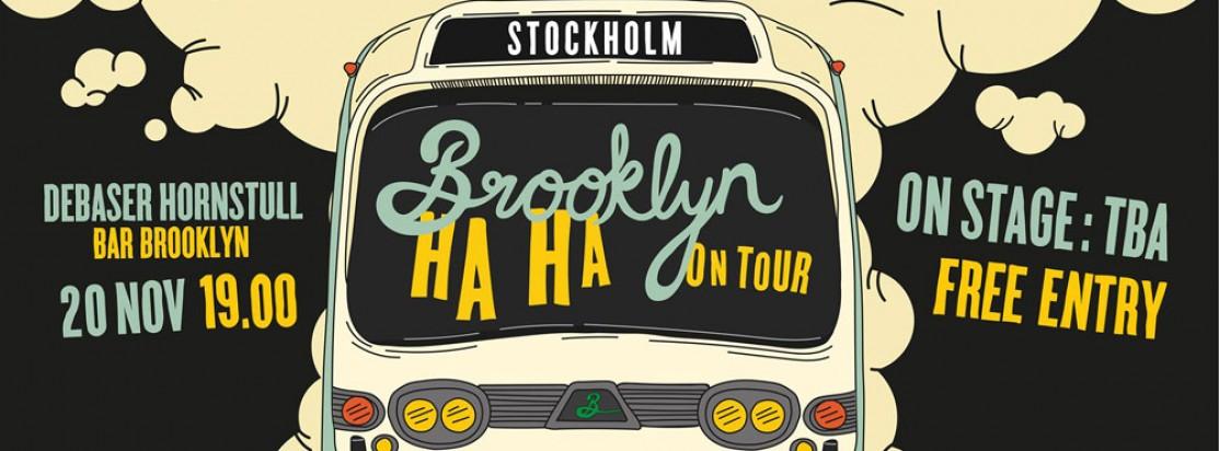 Brooklyn haha | David Sundin | Kirsty Armstrong | Petrina Solange | Johanna Nordström | Johanna Wagrell