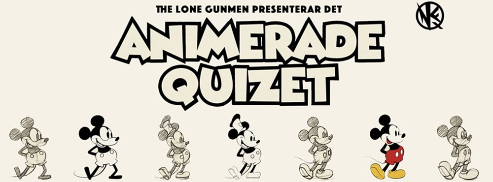 Nya Filmquizet | Det Animerade Quizet