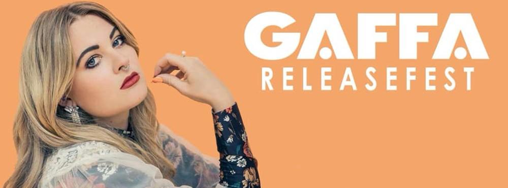 GAFFA Releasefest - Marsnumret! | Raindear