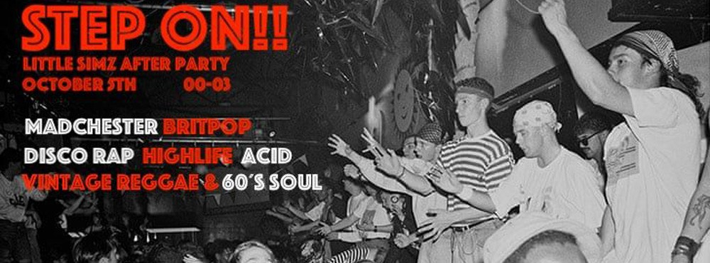 00-03 DJs STEP ON | FRI ENTRÉ