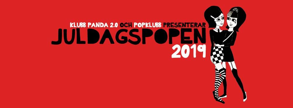 Juldagspopen 2019 - Klubb Panda 2.0 och Popklubb