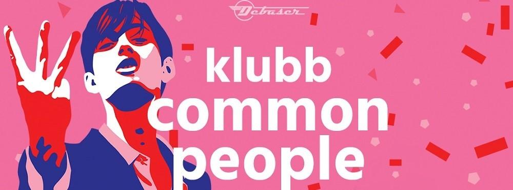 00-03 Klubb Common People 3 år | Fri Entré