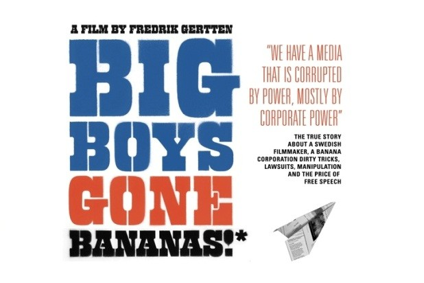 Exklusiv förhandsvisning: BIG BOYS GONE BANANAS!*  + La Puma live! Doc Lounge presenterar: