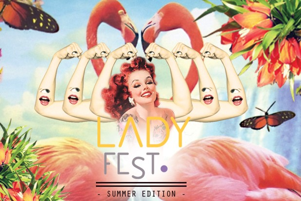 Ladyfest Summer Edition