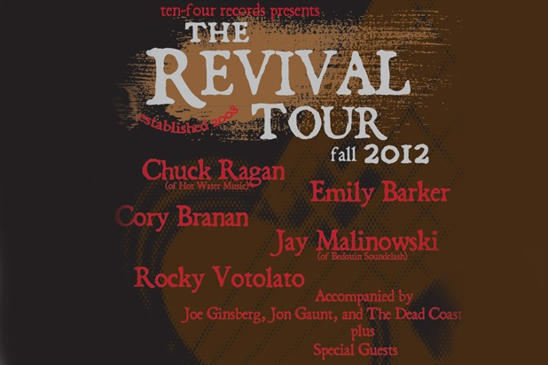 The Revival Tour 2012