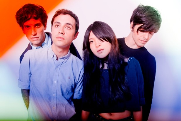 The Pains of Being Pure at Heart + Azure Blue