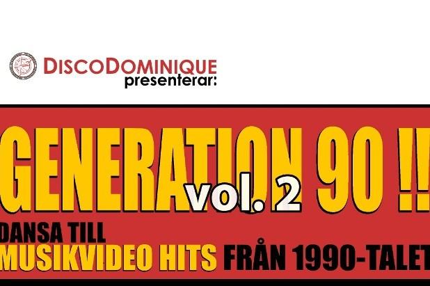 Generation 90!! vol. 2