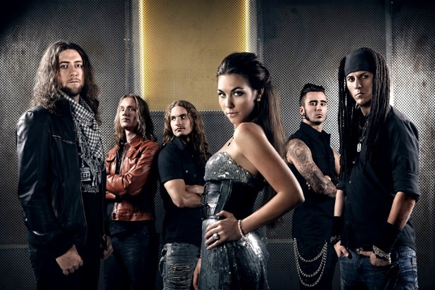 Released – Live & Unsigned + Amaranthe