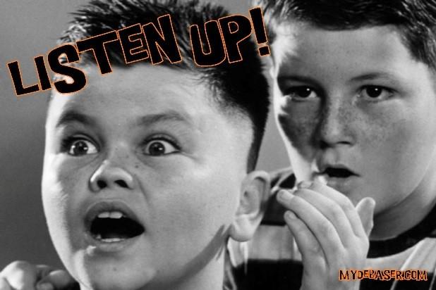 Listen Up! - LJUS + Christoffer Gustafsson