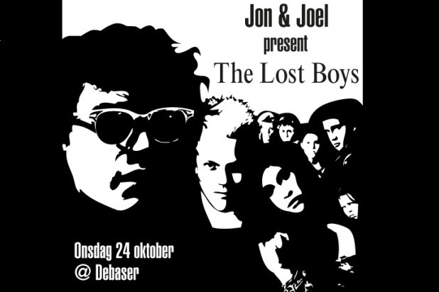 Jon & Joel present The Lost Boys