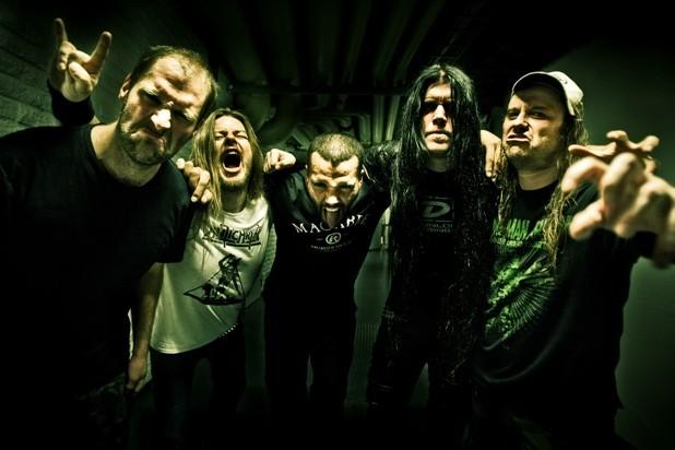 Sweden Rock Magazine firar #100 med Candlemass och Entombed