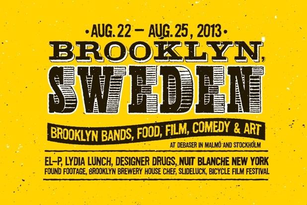 BROOKLYN, SWEDEN presenterar Designer Drugs