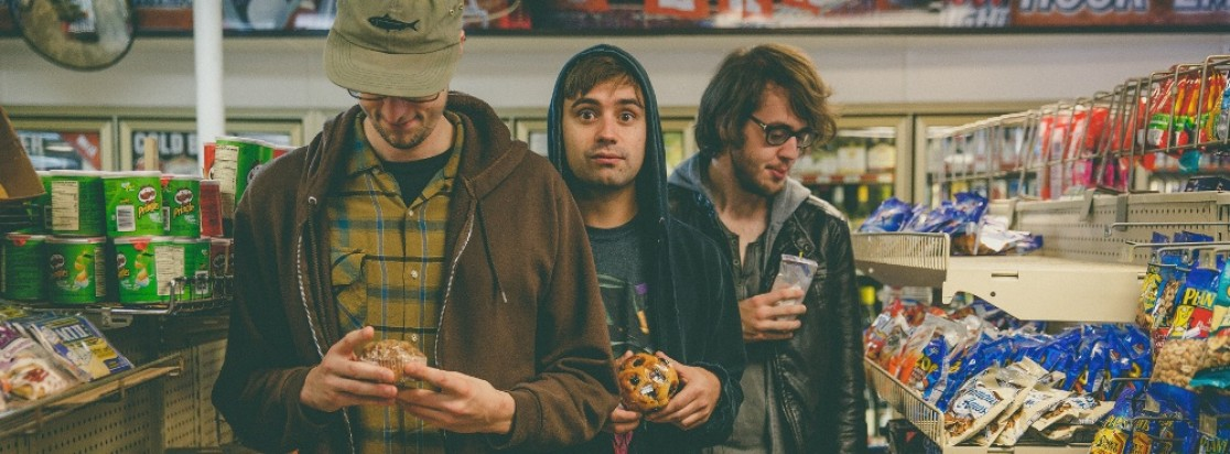 Cloud Nothings + Hospitality