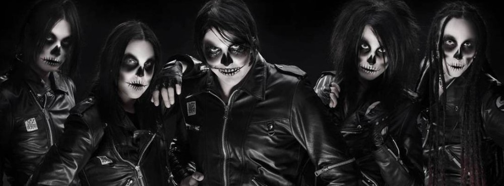 Deathstars + The Dead And Living + Mass Murder Agenda