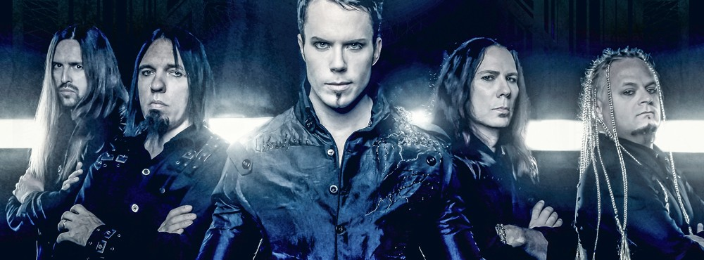 Kamelot + Gus G + KOBRA AND THE LOTUS