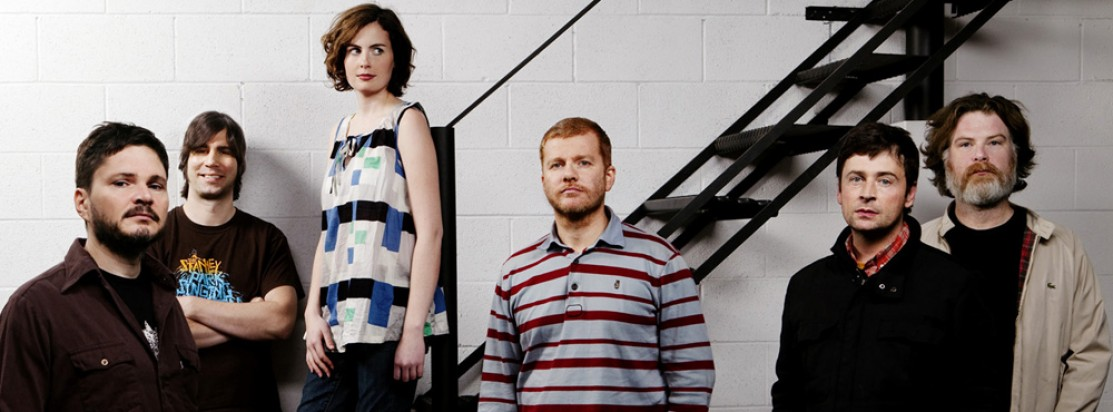 The New Pornographers + Chirping