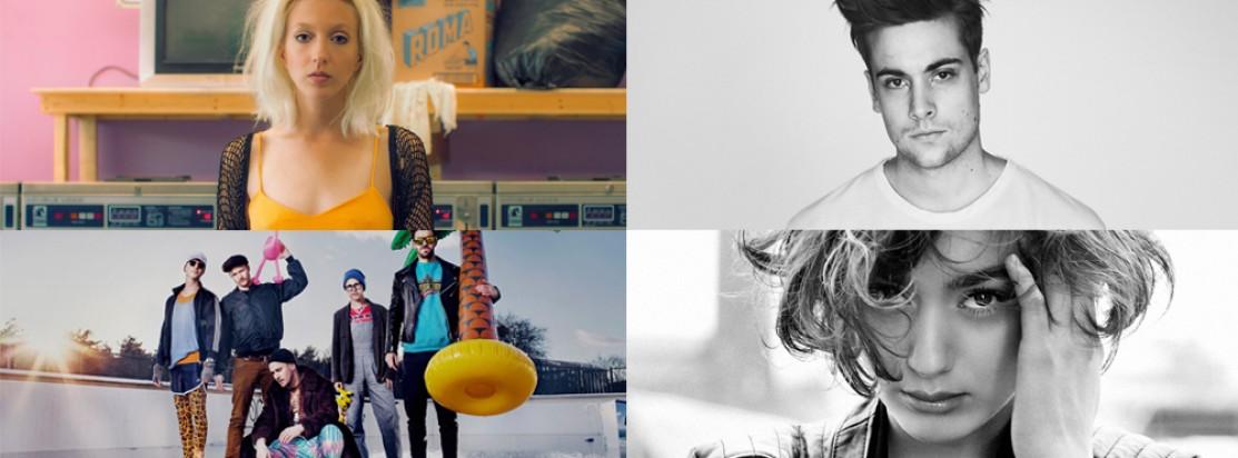 Debaser Alternative By Digster presenterar: Live: Julia Adams + Djurparken + Natali Felicia + Mavrick