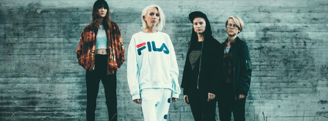 Hanna Järver + Julia Adams + Systraskap