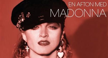 En afton med Madonna