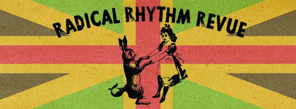 Easter special | DJs Radical Rhythm Revue | Fri entré