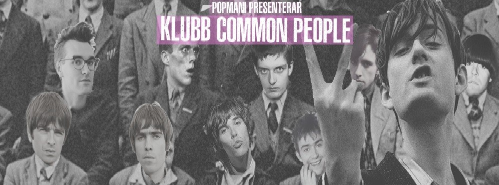 00-03 DJs Fred Perry Crew & Klubb Common People