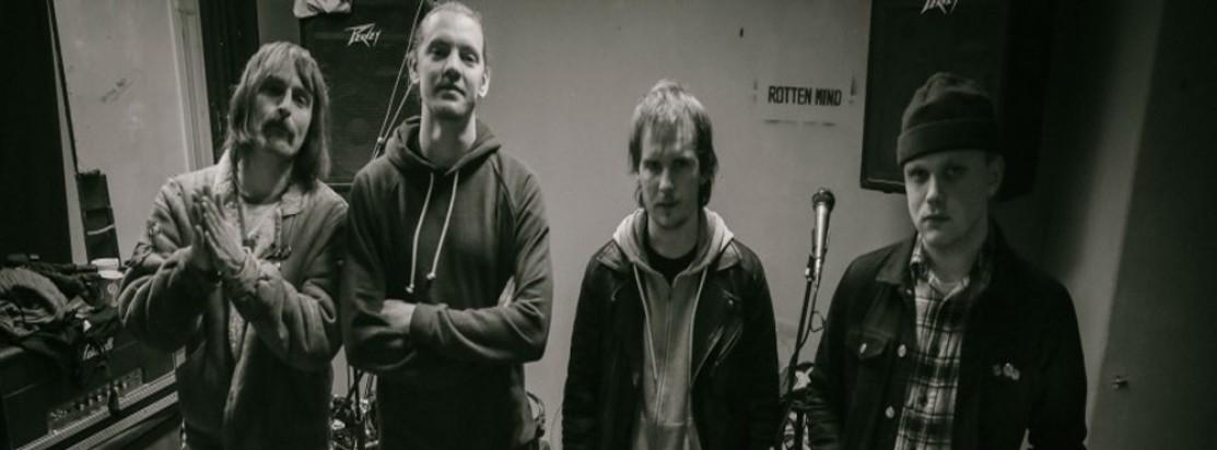 Garageland minifestival Search And Destroy! Sju Svåra År / Rotten Mind / Allvaret / Midnite Stalkers / Night Terror