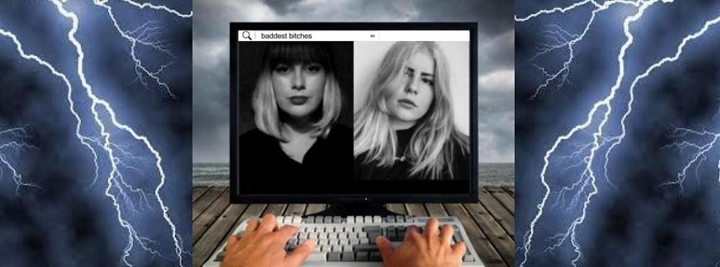 DJs Mira Aasma &  Anna Törnqvist