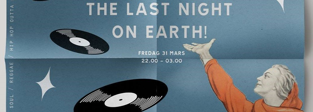 Last Night On Earth vol. III DJs Ram Jam Johan, Viktor Brobacke & Original Petter