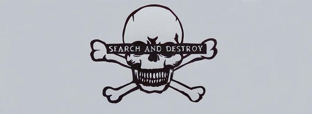 Search And Destroy III | Burning Kitchen | The Dahmers | Rotten Mind | The Guilt | Svart Katt