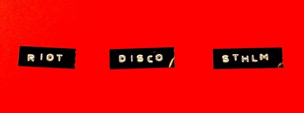 DJs Riot Disco