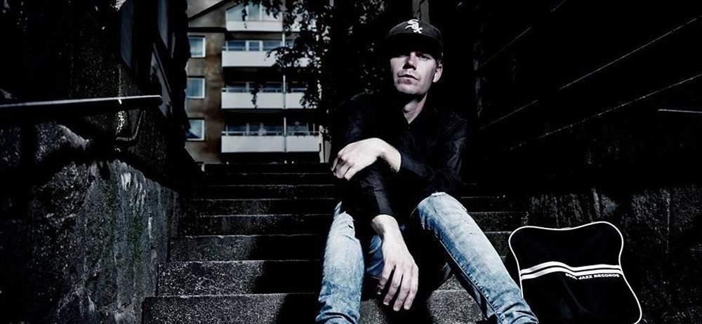 DJ Johan Apel Röstlund