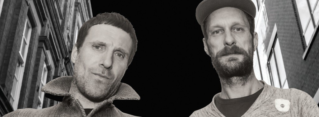 Sleaford Mods |  DJ Andres Lokko