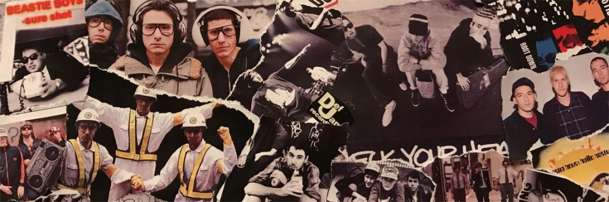 Hylla Beastie Boys | DJs Tom Jerry Boman & Kitok